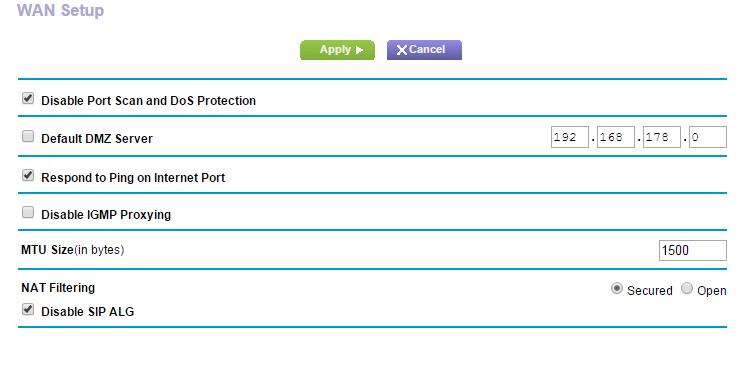 Vonage Business Cloud | Answer | Netgear WNDR3400 Router